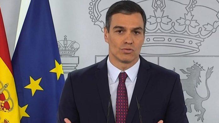 Pedro Sánchez presidente gobiero españa