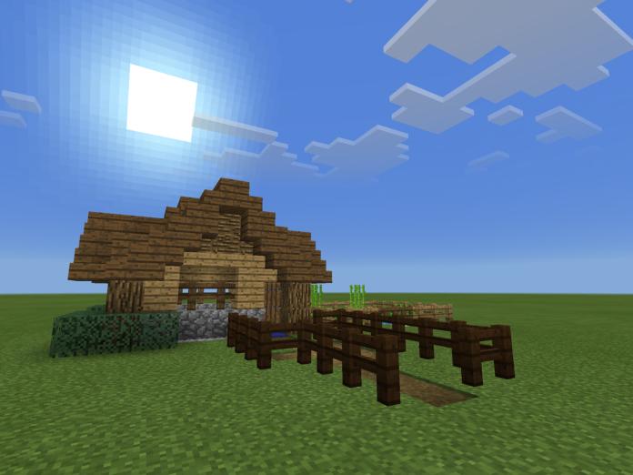 casa mincraft