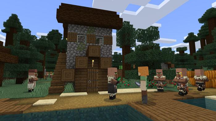 cómo crear una casa en Minecraft de forma sencilla