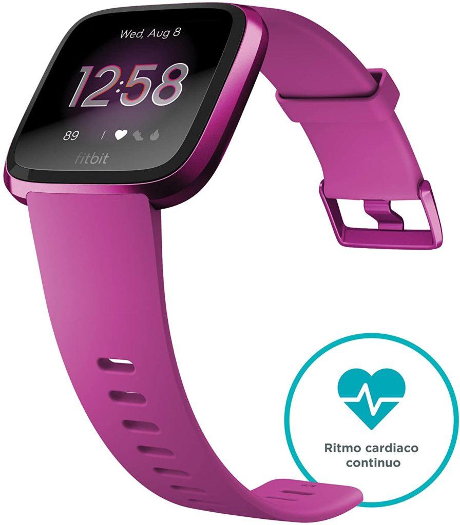 Pulsera inteligente de entrenamiento Fitbit Versa Lite