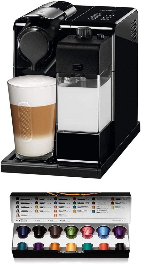 Nespresso De'Longhi Lattisima Touch Animation EN560.B
